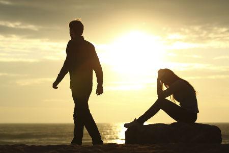 Get back together after a divorce