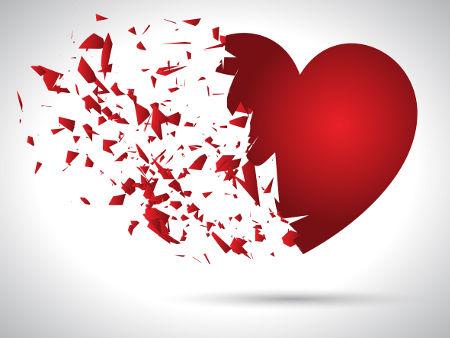How to overcome a broken heart