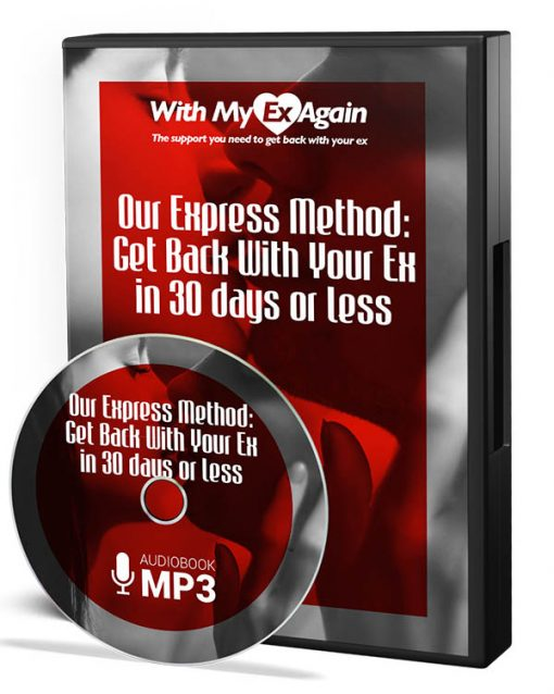 Our express method: Get back with your ex in 30 days or less